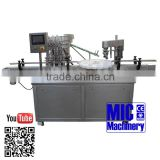 Micmachinery high efficiency Oral liquid filling machine syrup filling machine glucose bottle filling machine