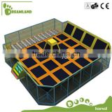 indoor gymnastic trampoline bungee harness from china