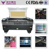 K1390 linear guide co2 plastic laser engraving machine                                                                         Quality Choice