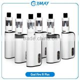 INQUIRY ABOUT Fast shipping ecig starter kit 3300mah built-in battery Innokin Cool Fire 4 plus kit with OLED screen