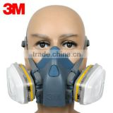 Genuine 3M 7502 3m industrial face mask gas mask welding mask silicone mask half face mask organic vapor dust gas mask