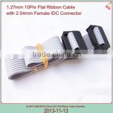 10 pin flat cable wire harness, 28awg flat ribbon cable, ul2651 28awg flat ribbon cable for computer
