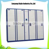 New simple design storage portable locker gym electronic locker lockers for changing room