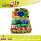 Good quality 7 inch funny dice adult dice game