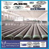 ASTM 4130 Chrome Moly Alloy Seamless Steel Tube From China