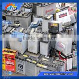 2015 Alibaba ensurance quality Car battery recycling machine