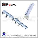 Industrial L-shape bendable PVC flexible curtain rail from China manufacturer