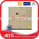 Alto AHH-R800 quality certified industrial air source water heater air to water style capacity up to 93kw/h heat pump evi