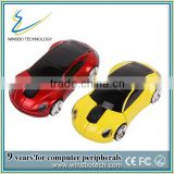 2014 hot selling car shaped wireless mouse