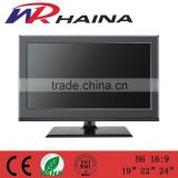 ultra slim black cabinet 12 volt 19 22 24 inch wholesale led tv