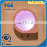 Auto LED Light Sensor Control Bedroom Night Lights Bed Lamp, Small Night Light