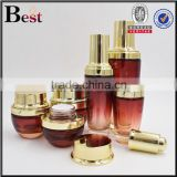 50ml 100ml sprayer glass bottle/lotion pump/bathroom set/mason jar                                                                                                         Supplier's Choice