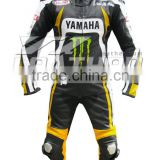 New Genuine Leather Riding Biker Suit , Motorcycle Leather Riding Suit , Genuine Leather Cowhide Riding Suit