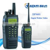 dp3601 digital encrypted digital two way radio