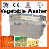 High efficient Stainless steel fruit & vegetable washer/Superior Stainless steel fruit & vegetable washer