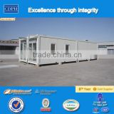 Prefabricated China container casas used as refugee camp house and construction accommodation home                                                                         Quality Choice