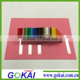 4x8 12mm pmma plastic color glossy acrylic sheets
