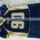 NEW STyle Tackle Twill American Football Jereseys
