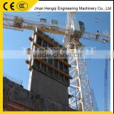 3883 types of tower cranes for construction inner climbing equipment QTG315-3883 types of tower cranes
