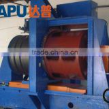 Griddle net barrel welding machine, wedge wire screen welding machine