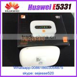 Unlock Huawei E5331 huawei Mobile WIFI router E5331 21Mbps Portable 3G WIFI SIM Card Router