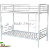 Metal twin sleeper bed full KD model/Steel bunk bed