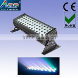 36*3w RGB outdoor led bridge light,led waterproof wall light