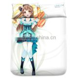 New Minami Kotori - Love Live Japanese Anime Bed Sheet with Pillow Covers Blanket 4