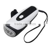 magnetic led flashlight, emergency torch light, car flashlight torch with mobile charger