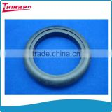 Custom made silicone o ring high quality shower door rubber seal