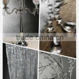 iridescent faceted acrylic beads with factory price in high quality