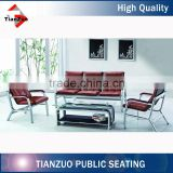 TZ-B22 reception areas modern sofa set office furniture