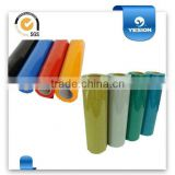 Yesion 2015 Hot Sales ! Wholesale Flock PU Heat Transfer Vinyl For Clothing / Vinyl Heat Transfer film For Garment