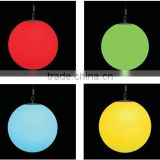 Christmas lighting dmx led color change led lift ball