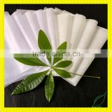 40gsm natural white glassine paper food grade FDA certificate