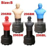 Adjustable kick boxing punching bag free standing punching bag martial arts dummy boxing punching