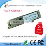 GLC-T Copper SFP Module 1000BASE-T Optic Module/Transceiver with Cisco HP H3C etc Compatible SFP