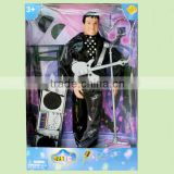 Defa Lucy 11.5inch Hotsale New Male Plastic Fashion Doll for Kids Male Plastic Dolls