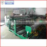 full automatic chain link fence making machine/wire mesh machine
