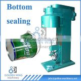 ice tin bucket making machine seamer for beer/tin can sealing machine for metal can equipment