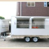 YS-FB390C Top Best Selling catering van mobile canteen trucks for sale