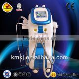 Luxury multifunction 5 in1 elight plus ipl plus rf plus nd yag laser for beauty salon use(CE,ISO,BV)