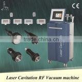 Cavitation machine home use,six laser pads can use at a time,Body shaping&Fat removal&Skin tightening