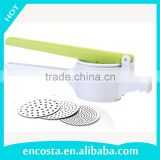 Manufacturer Direct Selling Potato Slicer Blade Of Stainless Steel Potato Masher With Magic Chopper Vegetable Slicer Have Handle