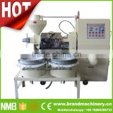 Manual Castor Bean Kernel Neem Palm Oil Extraction Machine Used