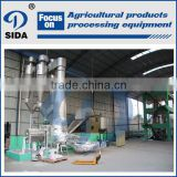 Tapioca/cassava starch making machine potato starch production line starch processing machine