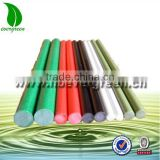 high quality Pultruded Fiberglass plastic stake/fiberglass rod