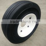 High load solid rubber tires for trailers 16x5-9 with lowest price high quality from China