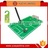 High quality kids sport outdoor sport toys, Toilet Bathroom Mini Football Mat Set Game Potty Putter Novelty Sitting WC Pan Footb