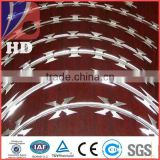 Hot sale low price razor barbed wire (manufacturer)